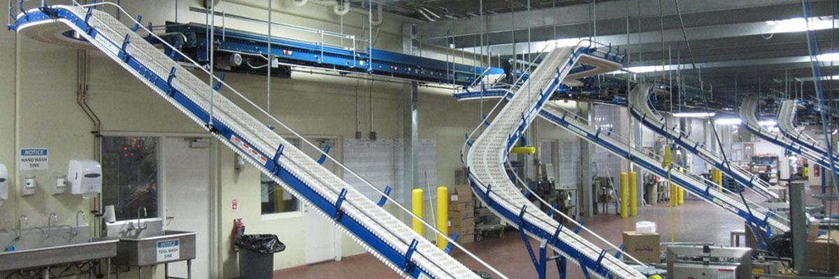 Conveyor Systems Design & Installation
