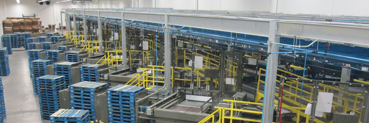 Systems Integrations Process for Material Handling